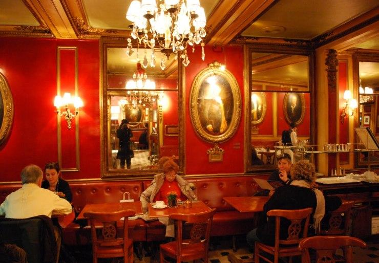 Procope : où manger avec élégance Procope : où manger avec élégance  procope 11