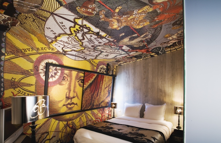 hotel belle chasse Un séjour de luxe inoubliable au coeur de Paris Un séjour de luxe inoubliable au coeur de Paris hotel belle chasse2