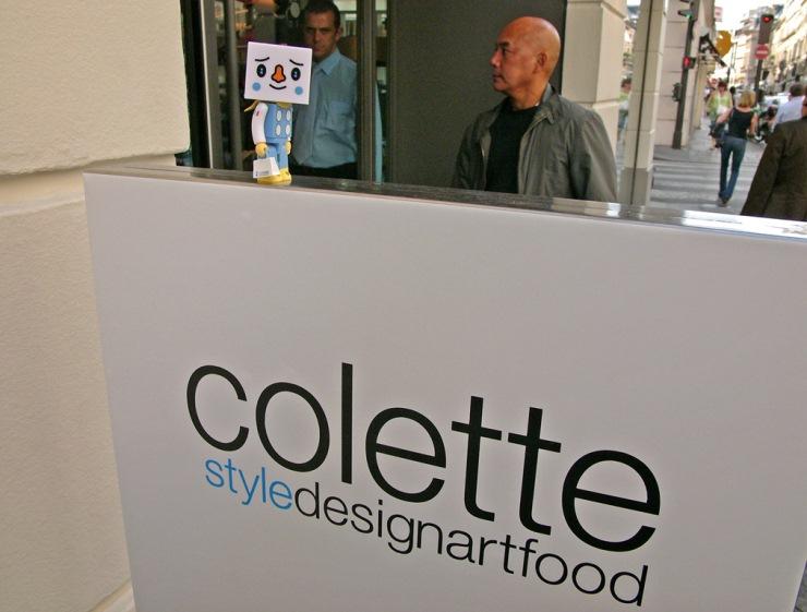 colette Shopping à Paris: les meilleurs boutiques Shopping à Paris: les meilleurs boutiques collette