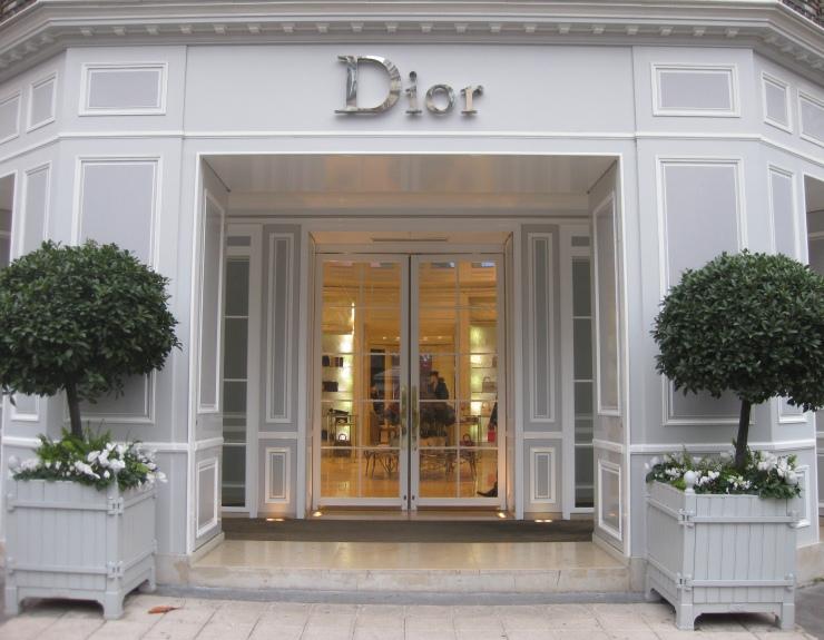 dior Shopping à Paris: les meilleurs boutiques Shopping à Paris: les meilleurs boutiques dior1