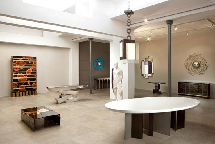 galerie Galerie Herve Van der Straeten: l'âme du design  Galerie Herve Van der Straeten: l'âme du design  galerie