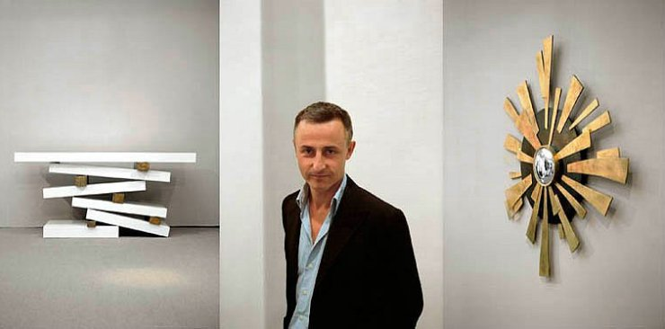 herve Galerie Herve Van der Straeten: l'âme du design  Galerie Herve Van der Straeten: l'âme du design  herve