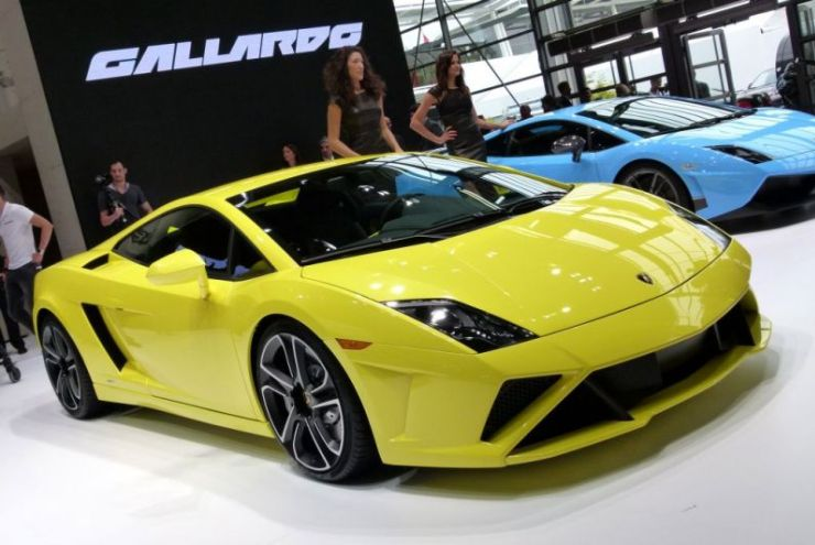 lamborgini Mondial de l'Automobile 2012 Mondial de l'Automobile 2012 l11