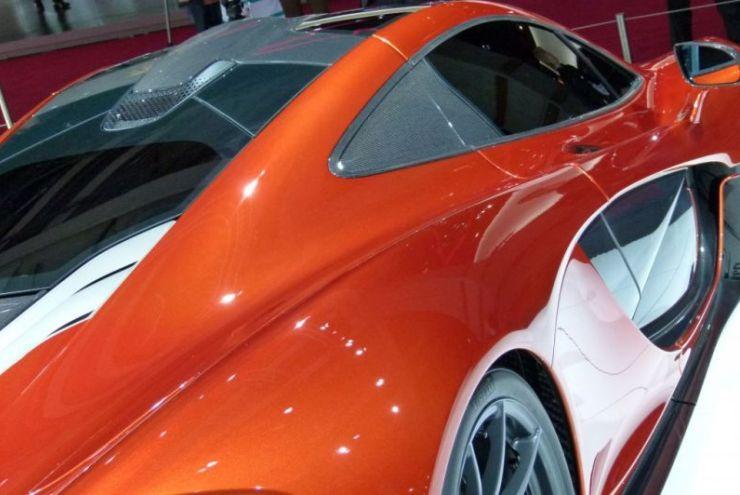 mc laren p1 Mondial de l'Automobile 2012 Mondial de l'Automobile 2012 mclaren p1 2
