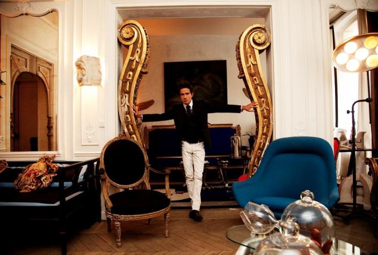 vincent darré Luxe et Opulence avec Vincent Darré Luxe et Opulence avec Vincent Darré vincent