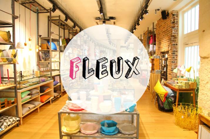 1 Fleux: la tendance et le design La boutique en ligne: Fleux 11