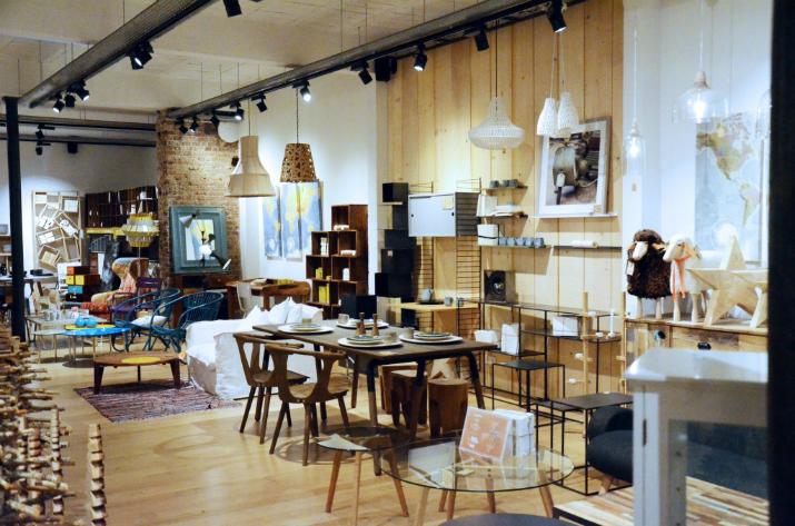 5 Fleux: la tendance et le design La boutique en ligne: Fleux 5
