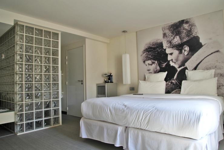chambre Kube Hôtel Paris: Bienvenue au futur Kube Hôtel Paris: Bienvenue au futur chambre