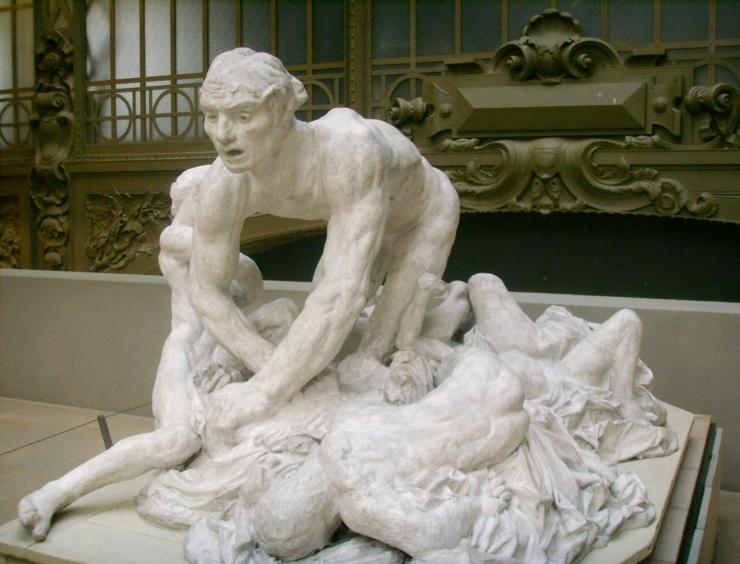 auguste rodin Le 172ème anniversaire de Auguste Rodin Le 172ème anniversaire de Auguste Rodin conte