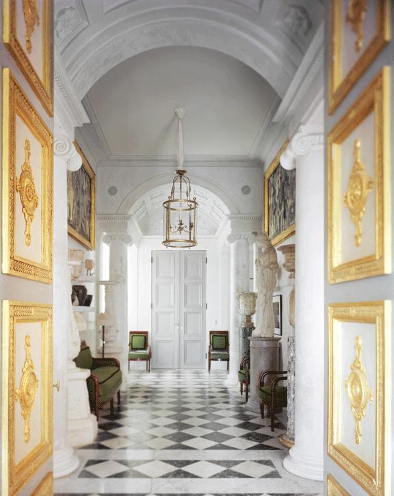 Jacques garcia d coration avec glamour - Appartement decoration design glamour vuong ...