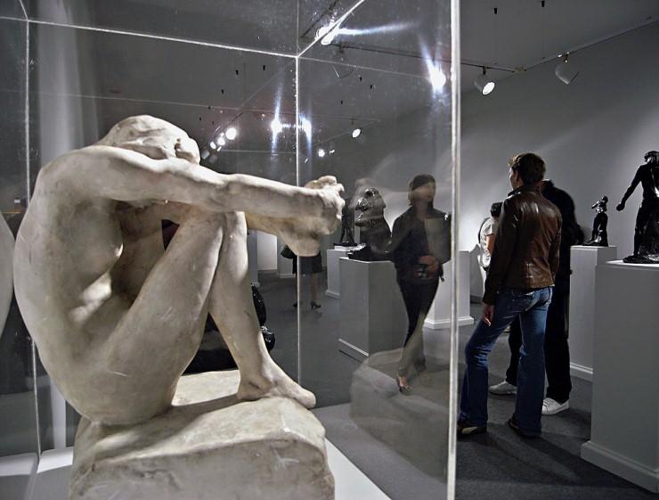 le desespoire Le 172ème anniversaire de Auguste Rodin Le 172ème anniversaire de Auguste Rodin le d  sespoire