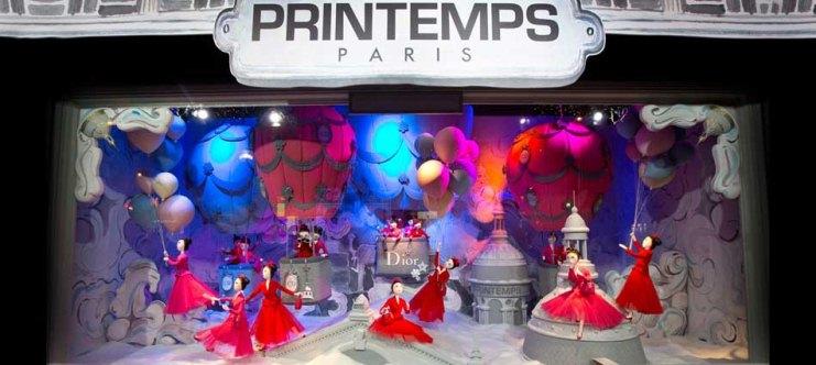 printemps paris Dior pour Printemps Dior pour Printemps printemps1