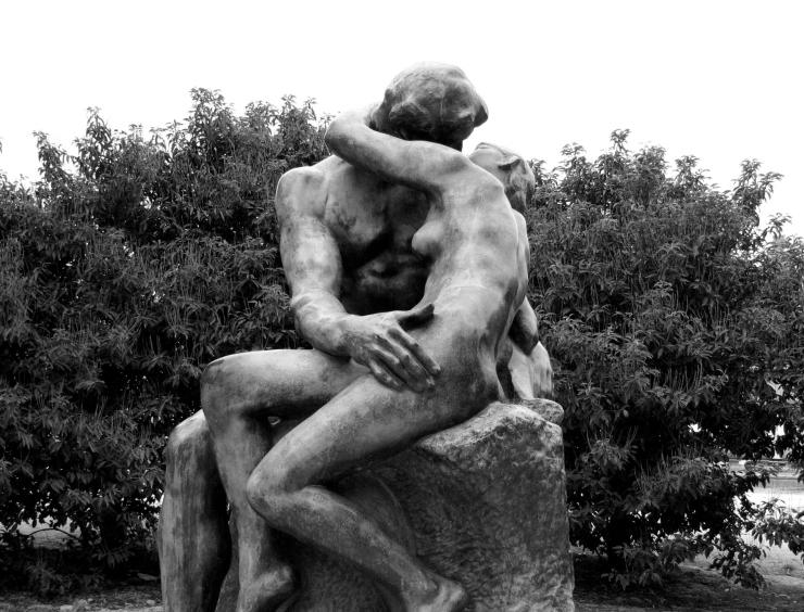 the sculpteur Le 172ème anniversaire de Auguste Rodin Le 172ème anniversaire de Auguste Rodin the