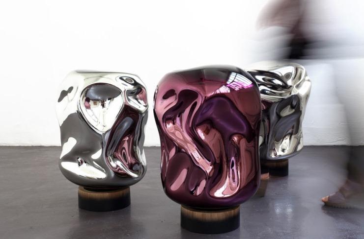 couleur liquide arik levy Design 2013: Arik Levy au Passage de Retz  Design 2013: Arik Levy au Passage de Retz  SolidLiquidColor