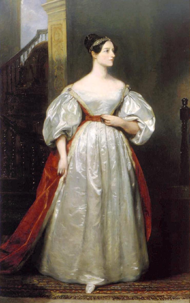 ada lovelace Ada Lovelace: la première programmeuse du monde Ada Lovelace: la première programmeuse du monde ada