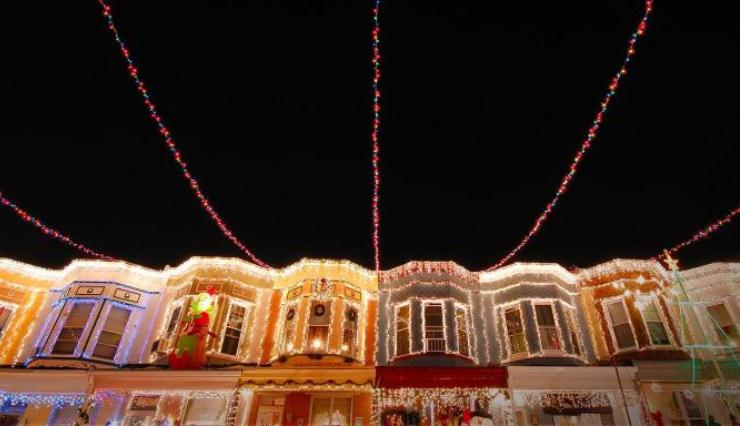 maryland baltimore Les 10 meilleurs éclairages de Noël de 2012 Les 10 meilleurs éclairages de Noël de 2012 mary
