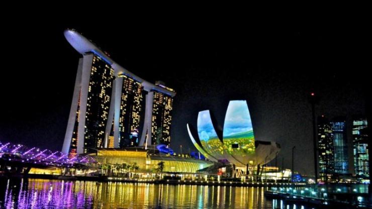 éclairage singapour Les 10 meilleurs éclairages de Noël de 2012 Les 10 meilleurs éclairages de Noël de 2012 s