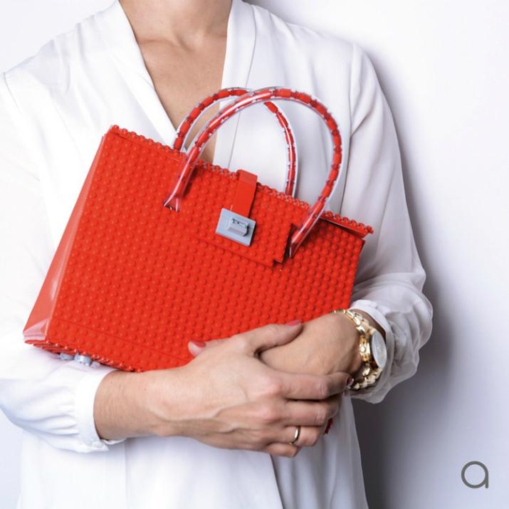 transferir Tendances 2013: Le sac Birkin d'Hermès en Lego Le sac Birkin d'Hermès en Lego transferir