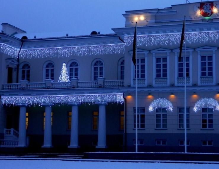 lituanie eclairage  Les 10 meilleurs éclairages de Noël de 2012 Les 10 meilleurs éclairages de Noël de 2012 vil
