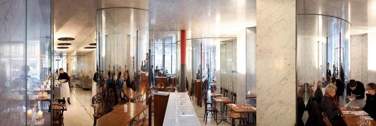 le dauphin Les meilleurs restaurants de design de Paris Les meilleurs restaurants de design de Paris LELE