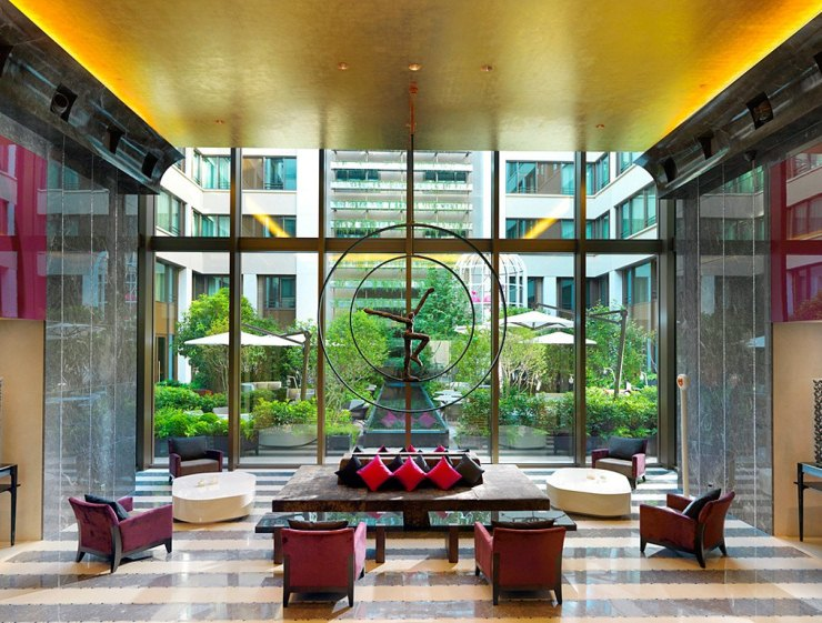 mandarian oriental hotel Les meilleurs restaurants de design de Paris Les meilleurs restaurants de design de Paris manda