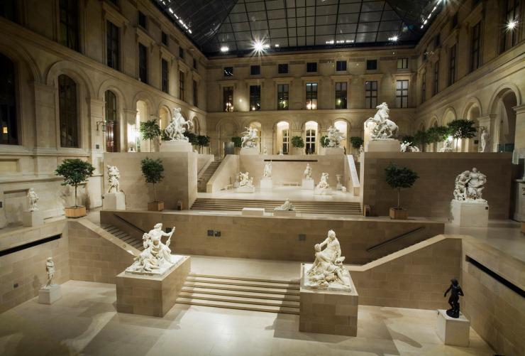 musée du louvre  Les meilleurs musées d' art de France Les meilleurs musées d' art de France muse