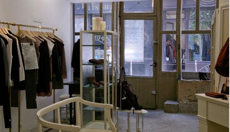 vanessa bruno  Les meilleurs showrooms à Paris Les meilleurs showrooms à Paris vanessa paris