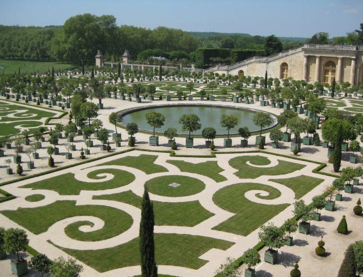 andre le norte jardins 400ème anniversaire d'André le Nôtre  400ème anniversaire d'André le Nôtre  andre le norte jardins1