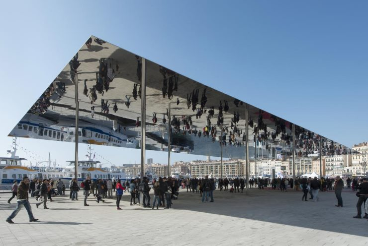 foster  Le pavilion du Port Vieux par Foster + Partners Le pavilion du Port Vieux par Foster + Partners foster2