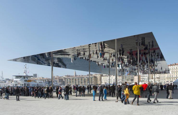 foster  Le pavilion du Port Vieux par Foster + Partners Le pavilion du Port Vieux par Foster + Partners foster3