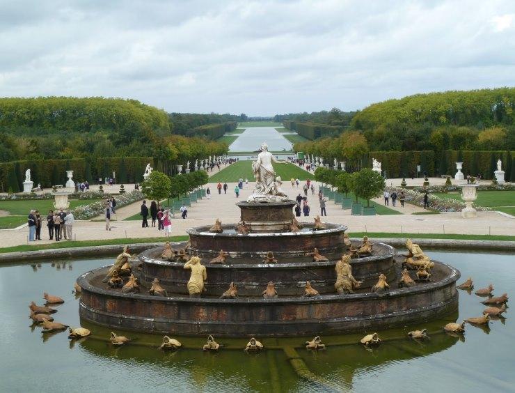 jardins du chateau de versailles 400ème anniversaire d'André le Nôtre  400ème anniversaire d'André le Nôtre  versailles jardins
