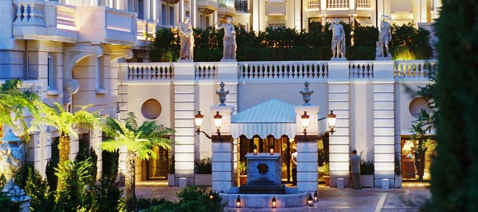 Les meilleurs hôtels au Monaco Les meilleurs hôtels au Monaco hotel metropole monte carlo