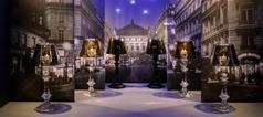 Baccarat à la semaine du design en Milan Baccarat à la semaine du design en Milan palazzo mini