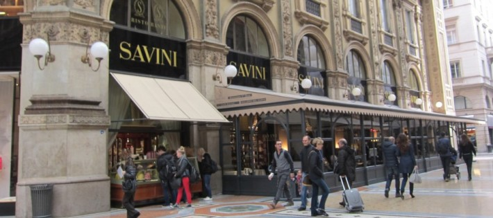 Les réstaurants top à Milan Les réstaurants top à Milan savinii1 710x315