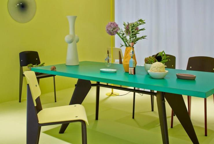 vitra stand milan Le meilleur de la semaine du design à Milan Le meilleur de la semaine du design à Milan vitra stand milan