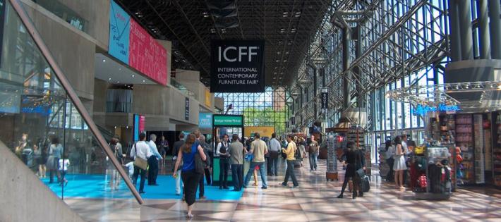 Les top exposants de lumière à ICFF, Nouvelle York