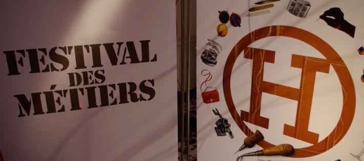 Hermès au Festival des Métiers, Londres  Hermès au Festival des Métiers, Londres  herm  s 3 710x315