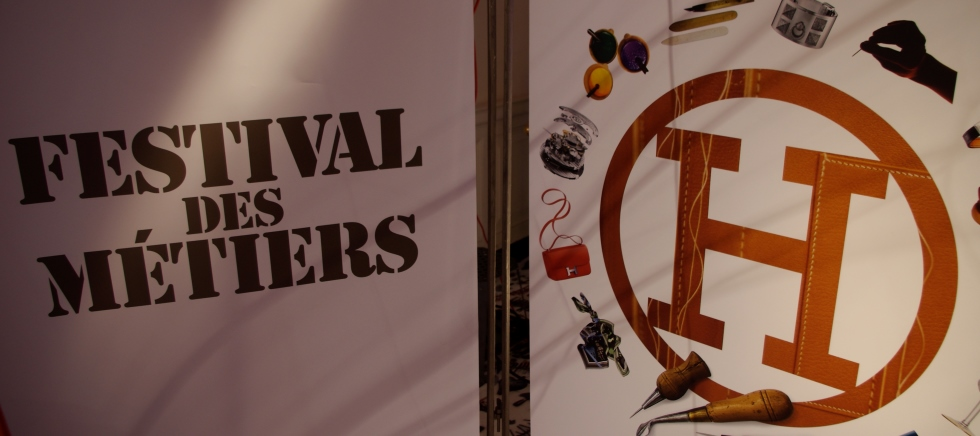 Hermès au Festival des Métiers, Londres  Hermès au Festival des Métiers, Londres  herm  s 3