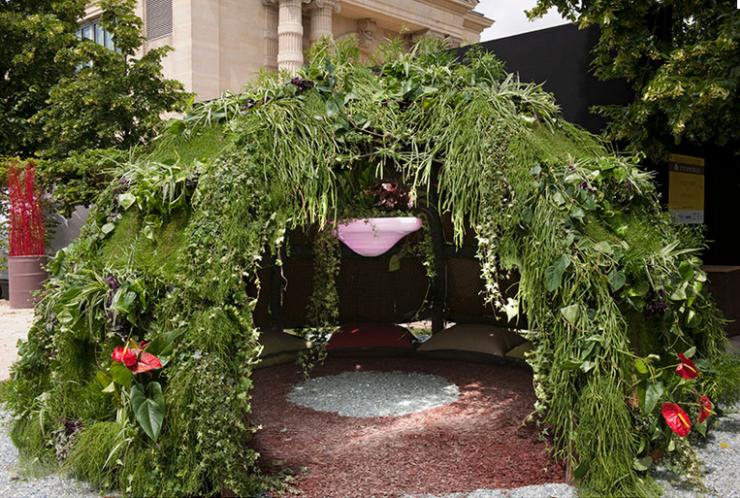 jardin des tuileries Jardin aux Tuileries: Philippe Starck donne son nom à une rose Jardin aux Tuileries: Philippe Starck donne son nom à une rose jardinss