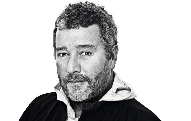 philippe starck Jardin aux Tuileries: Philippe Starck donne son nom à une rose Jardin aux Tuileries: Philippe Starck donne son nom à une rose philippe2