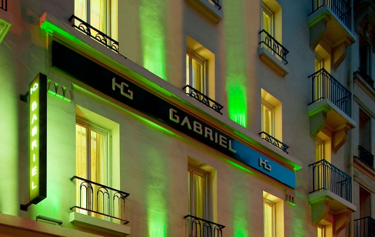 """""""L'événement Designer's Days a commencé hier à Paris, vous irez participer de cet événement? Oui? Parfait! Nous vous aiderons avec le choix du meilleur hôtel pour rester pendant la durée de l'événement. Nous vous présenterons les trois meilleurs hôtels"""" Les meilleurs Hôtels de Design à Paris Les meilleurs Hôtels de Design à Paris H  tel Gabriel 1"""