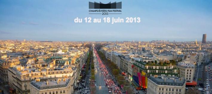 """""""Aujourd'hui et grâce au succès de sa première édition et de ses 15 000 spectateurs, commence la deuxième édition du Champs-Elysées Film Festival qui termine dans le 18 juin"""""""