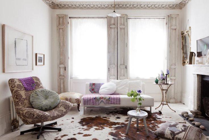 salon contemporain