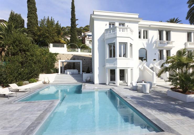 « Faite la choix de la ville, maintenant nous vous suggérons des villas trendy qui vous pouvez choisir pour vivre » Des Villas plus trendy à Nice Des Villas plus trendy à Nice 31