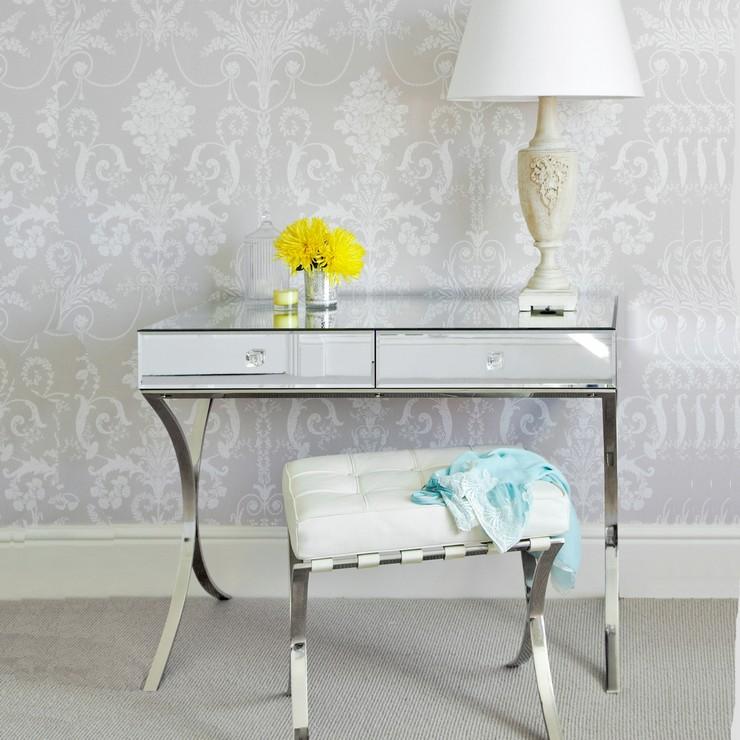 coiffeuse chambre Des coiffeuses de luxe pour votre chambre Adele Dressing Table