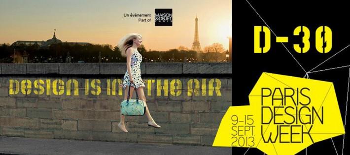 « La Paris Design Week qui commence dans le 9ème et termine dans le 15ème Septembre dont on est déjà parlé, est un des événements plus importants dans la scène internationale au deuxième semestre de l'année »