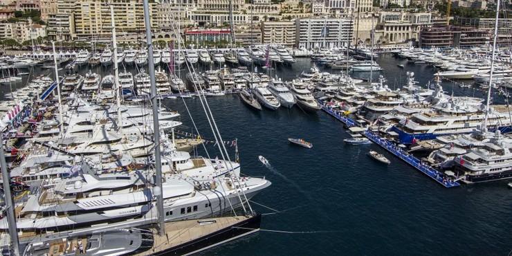 Monaco Yatch Show: voyez les images Monaco Yatch Show: voyez les images 11