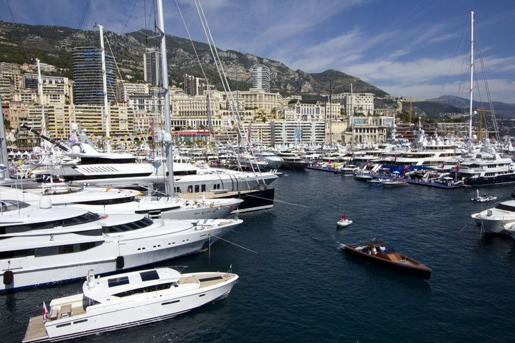 Monaco Yatch Show: voyez les images Monaco Yatch Show: voyez les images 12