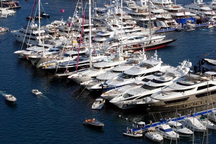 Monaco Yatch Show: voyez les images Monaco Yatch Show: voyez les images 13