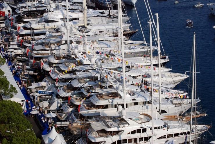 Monaco Yatch Show: voyez les images Monaco Yatch Show: voyez les images 14